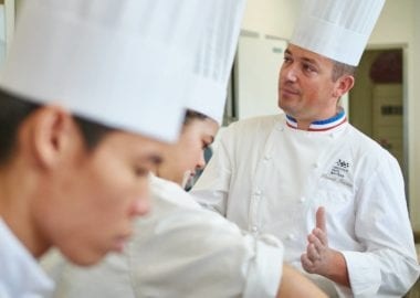 Discover our scholarship award recipients – Bachelor Culinary Arts