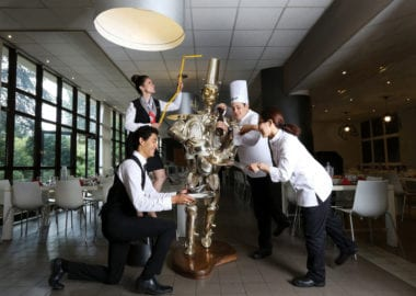SIRHA 2019: the Institut Paul Bocuse and the Fondation attending in full force