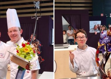 European Sugar Championship: the Institut Paul Bocuse and the Fondation on the podium