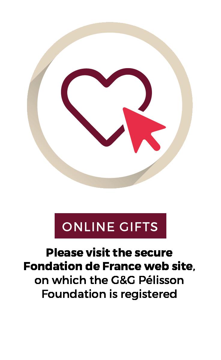 Faire un don en ligne