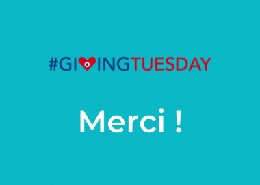 Giving Tuesday – International Giving Day